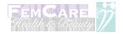 FemCare Health and Beauty Logo